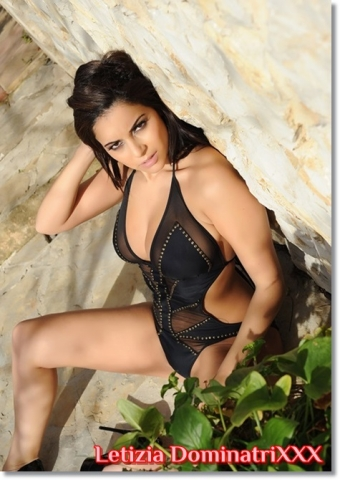 VIP ESCORT GIRL DOMINATRIX BARRA DA TIJUCA – LETIZIA